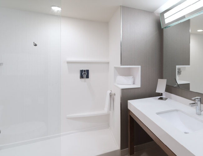 Commercial and Bath Shower Solutions