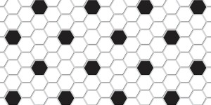 Tile - Honeycomb Checker