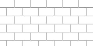Tile - Subway White